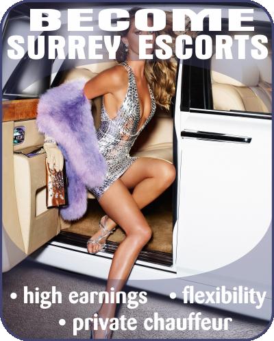Become Surrey Escorts