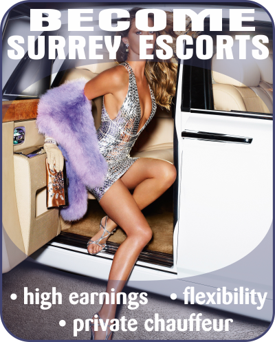 Become Surrey Escorts