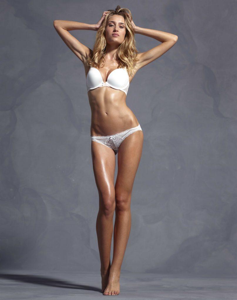 Beautiful Leggy Model