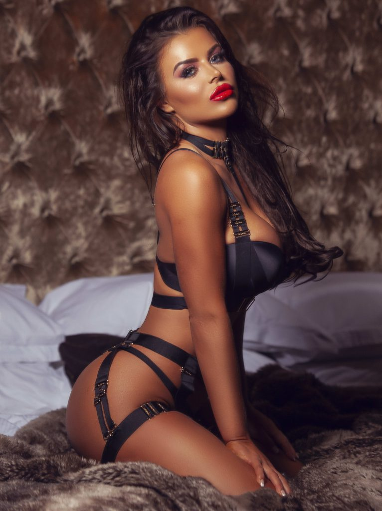 Stunning Brunette With Big Boobs Escorts Of Surrey Agency